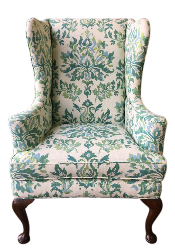 WINGCHAIR_GREEN AQUA